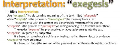 BIBLE INTERPRETATION IN EXEGESIS_01