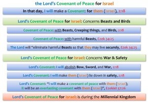 COVENANT OF PEACE WITH ISRAEL