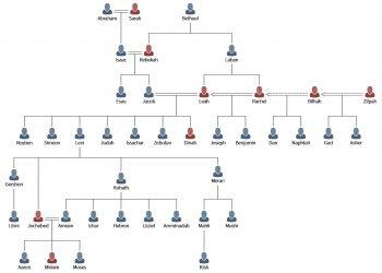 GENERATIONS OF LEVI