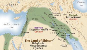 LAND OF SHINAR