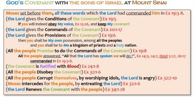 MOSAIC COVENANT_PROCESS
