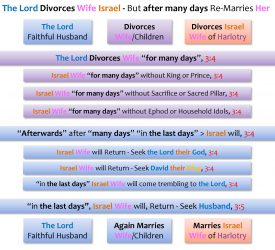 The Lord Divorces Wife Israel - But after many days Re-Marries Her_HD